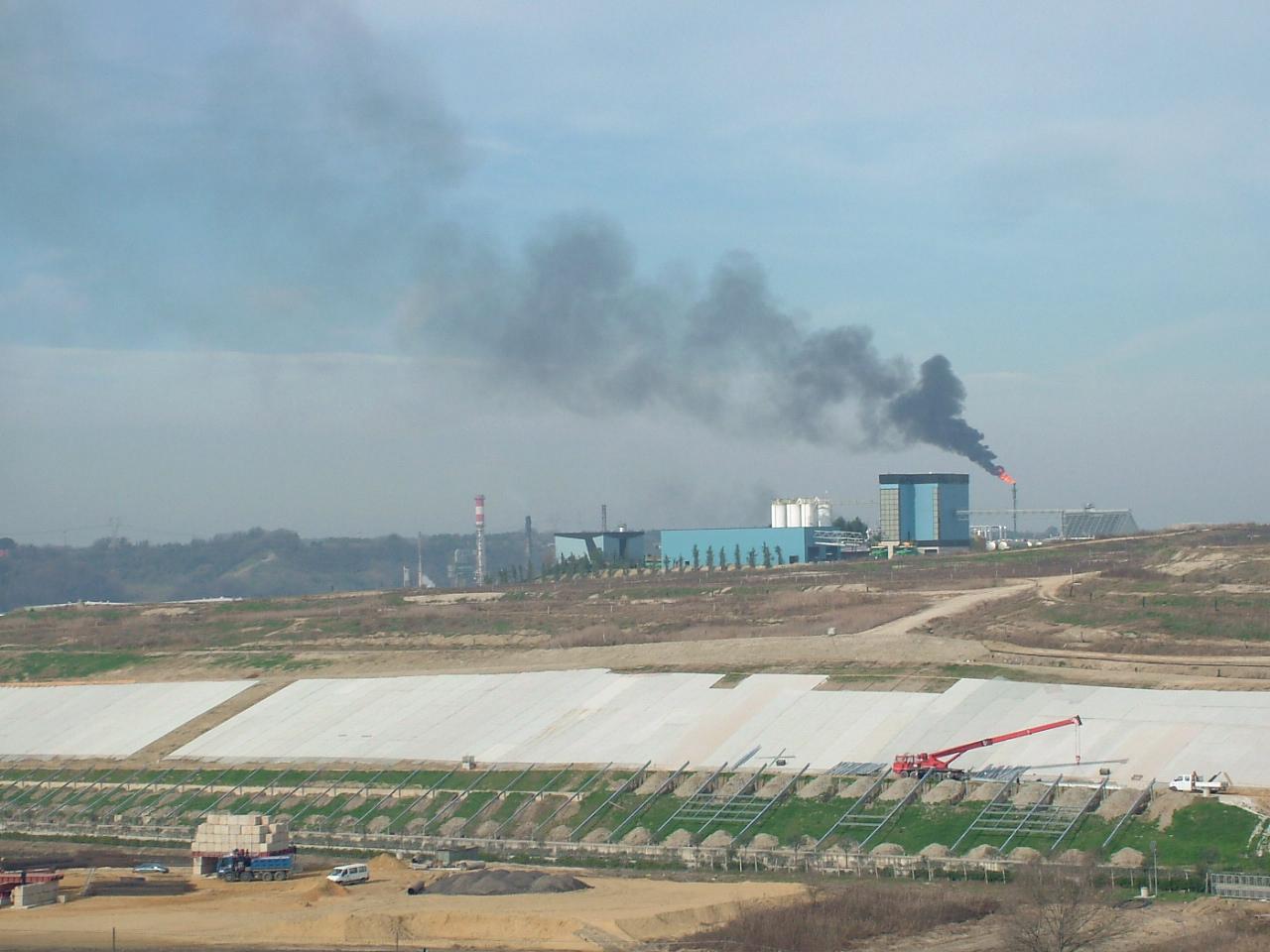 Congresso UIP-AIPO Verona: inquinamento nelle grandi città