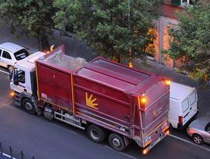 Odori sgradevoli provenienti dall'impianto AMA di via Salaria a Roma