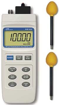 Elettromagnetismo Misuratore EMF 839